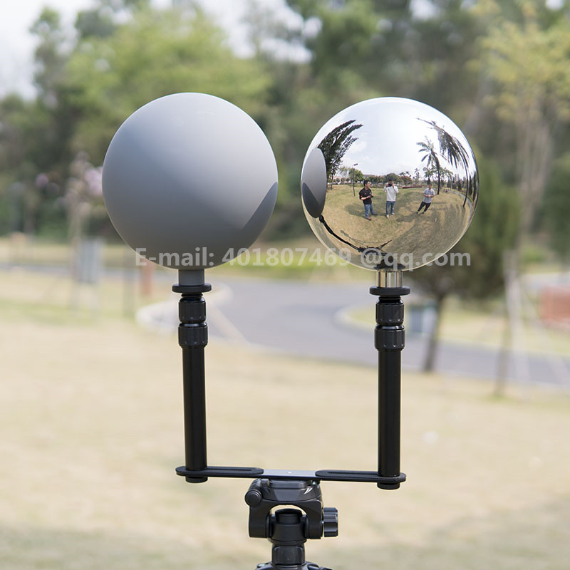 VFX12.6CM 126MM Visual Effect Ball Video Ball Production With Group 18 Degree Gray Ball Light Ball Film Collection Shooting Ball