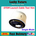 OTDR Lanzamiento Cable Fiber Optic OTDR Launch Cable Singlemode 1KM LC/FC/SC/ST A PC/UPC Optional