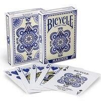 New của nhà ảo thuật yêu thích gốc bicycle mariner thẻ chơi tiên tiến giấy xi ảo thuật bộ sưu tập quà tặng poker