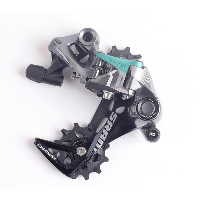 SRAM силы 1x11 11 s скорость Дорожный велосипед задний переключатель Тип 2,1 замок клетка Средний клетка