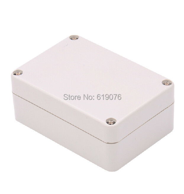 5Pcs 83X58X33mm/ 2.48'' x 2.28'' x 1.37'' (L X W X H)  ABS Waterproof Electronic Plastic Project Box Enclosure Case