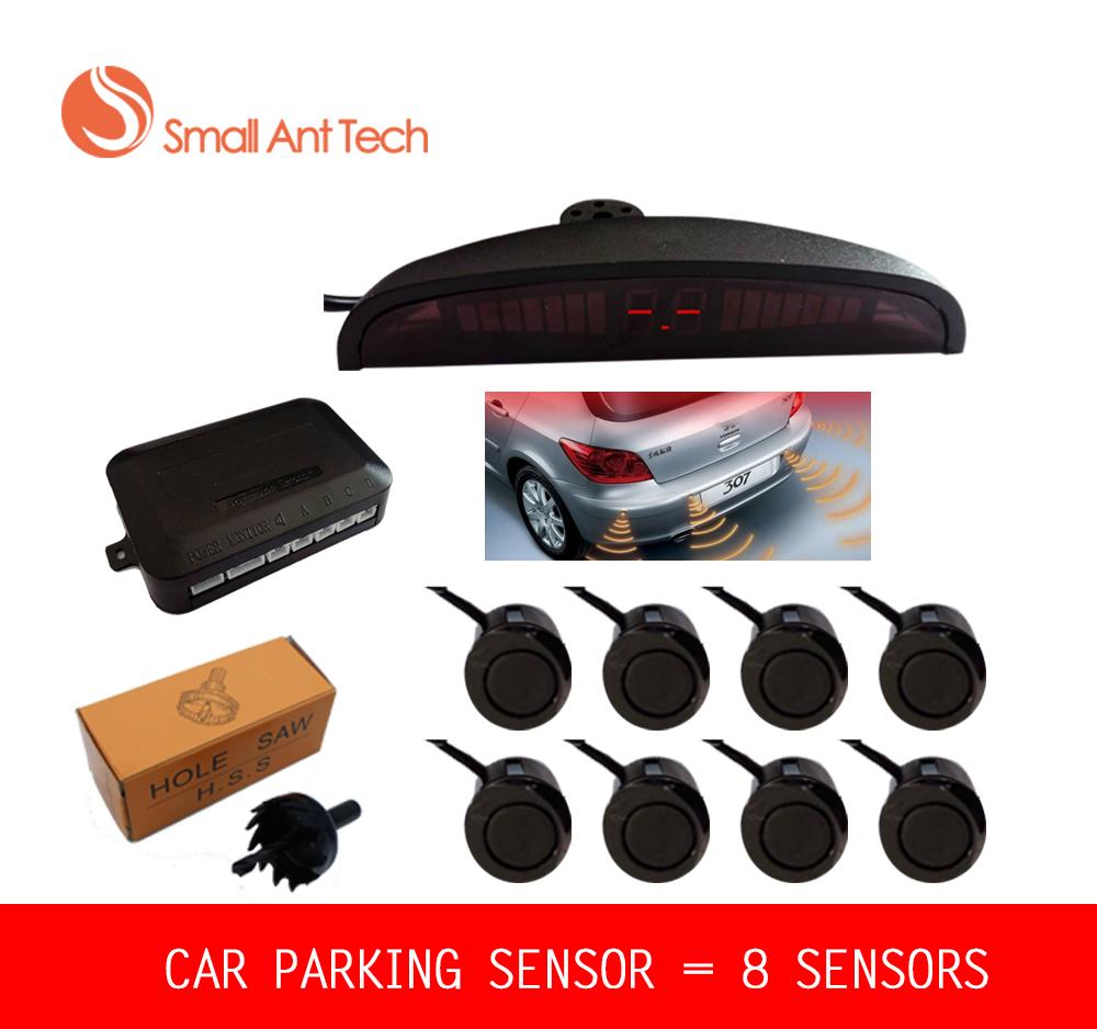 parking sensor 8