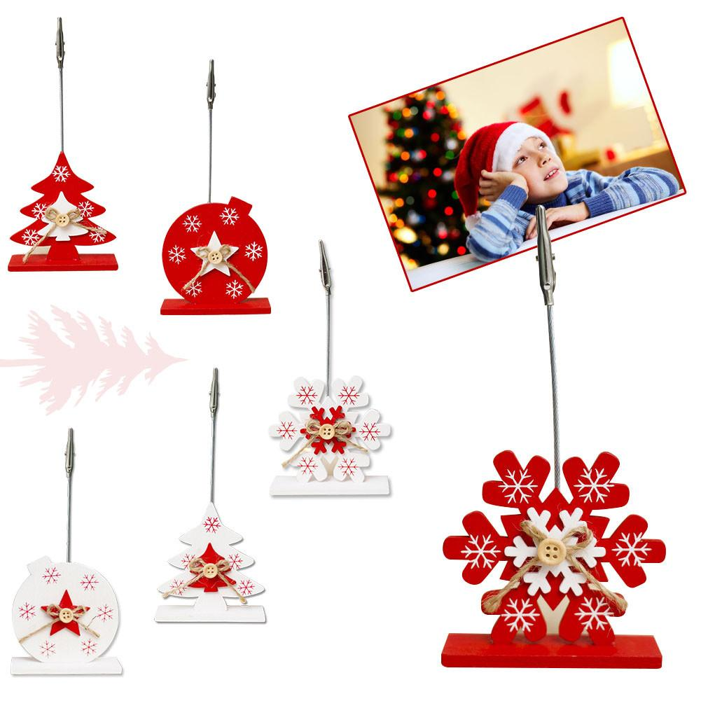 Christmas Decoration Wholesalers: Innovative Christmas Decoration Wooden Business Card