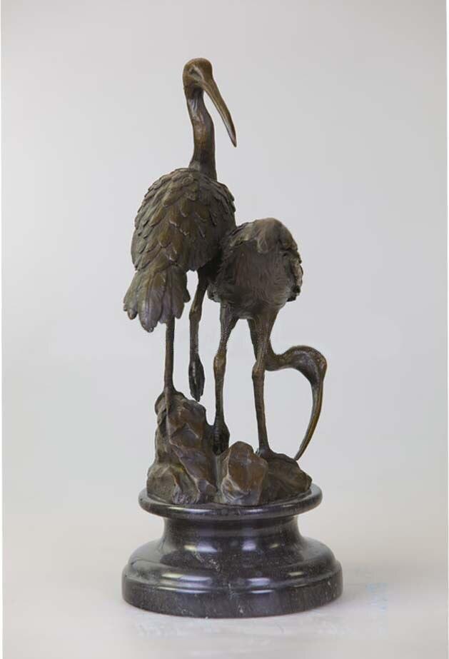 popular garden crane statues-buy cheap garden crane statues lots