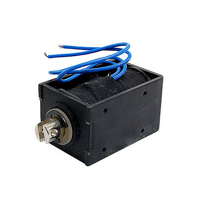 DC 220V 152W Open Frame Electric Actuator Solenoid Coil
