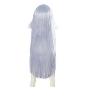 Image 3 - L email wig Booette Cosplay Wigs Boosette 80cm Long Straight Cosplay Wig Heat Resistant Synthetic Hair Perucas