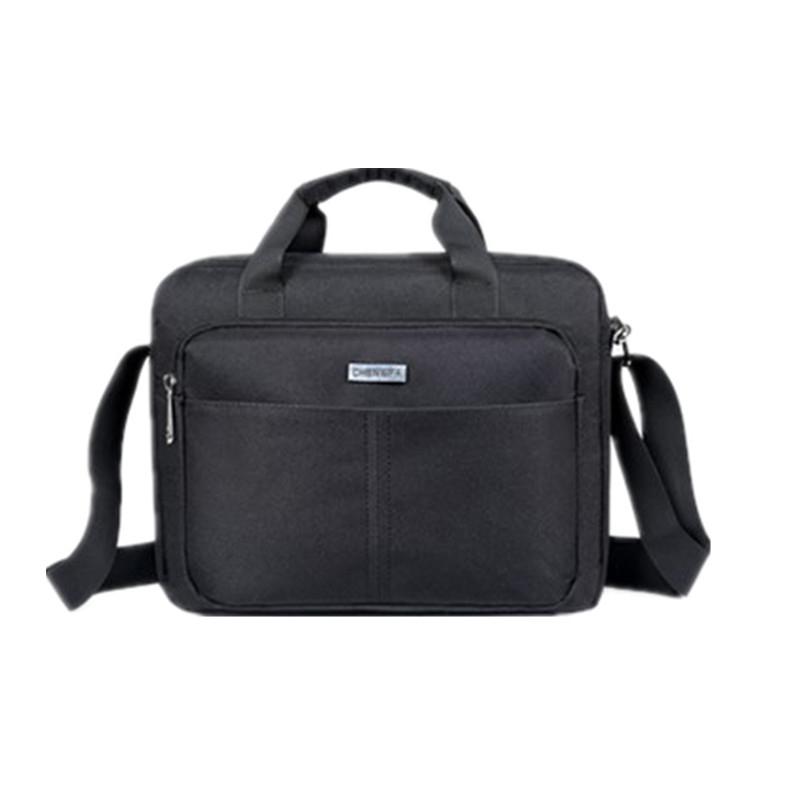 High Quality Men Bags 14 Inches Briefcase Shoulder Crossbody Bags Mans Waterproof Casual Business Men's Messenger Bag