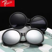 Psacss 2019 Round Sunglasses Women Men Fashion Sun Glasses Luxury Brand Designer Retro Vintage High Quality UV400 Oculos De Sol стоимость