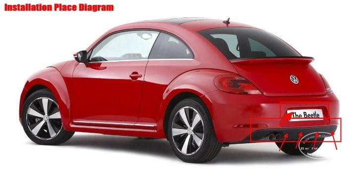 Volkswagen-Beetle-BIBI Alarm Parking System