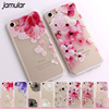 Ultra-thin Simple Scrub Silicone Phone Cases For iphone 6 6S 8 7 Plus Soft Back Cover