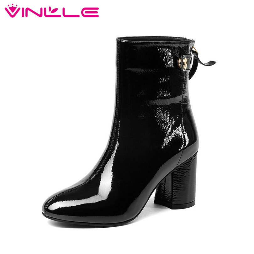 Aliexpress.com : Buy VINLLE 2019 Winter Shoes Woman Ankle