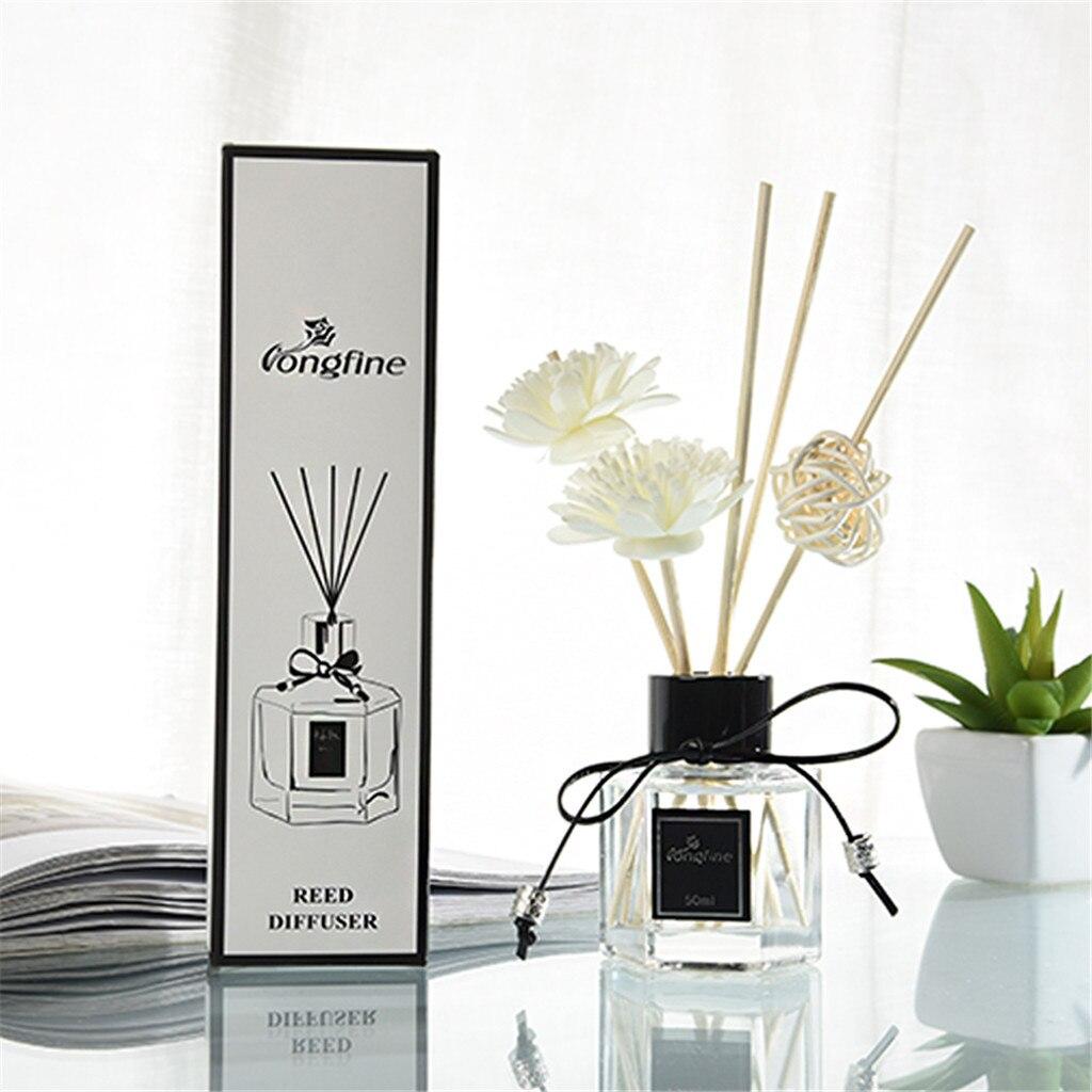 Reed Diffusor Setzt Reed Öl Diffusoren Mit Natürlichen Sticks Reed-diffuser-sets Glas Flasche Und Duftenden Öl 50 Ml A90423 Kataloge Werden Auf Anfrage Verschickt