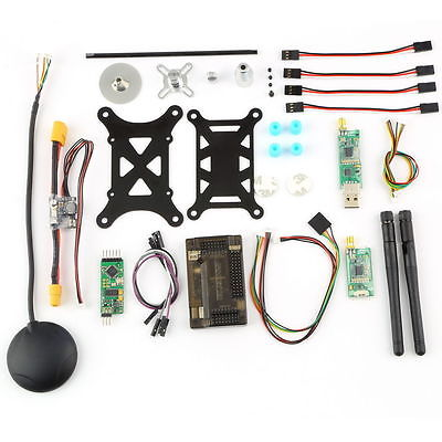 цена на rc car APM 2.6 Flight Controller w/6M GPS, 3DR 915Mhz Telemetry, OSD, Power Module quadcopter drone with camera parts