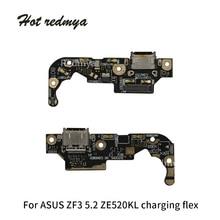 USB Charger Charging Port Flex Cable For ASUS Zenfone 3 MAX ZC521TL ZC553KL ZC520TL ZE520KL ZE552KL Micro Dock  Board Connector