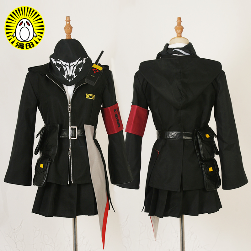 Can be tailored Girls Frontline Game cosplay Halloween party SOP UMP45 cos Unisex Daily uniform cosplay