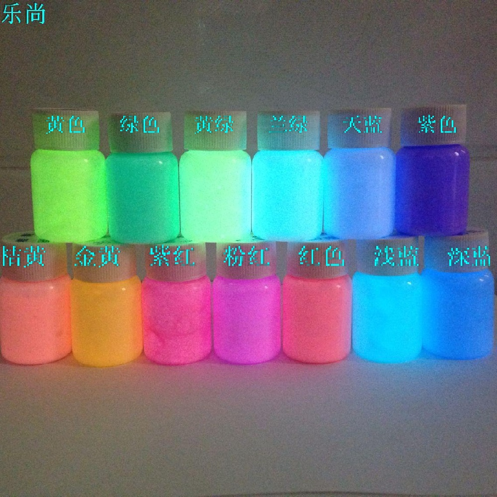 Free Ship 13 Colors 30G Diy Luminous Paint Water Based Art Paint Super  Bright Neon Paint Painting From Paint On Aliexpress.com | Alibaba Group