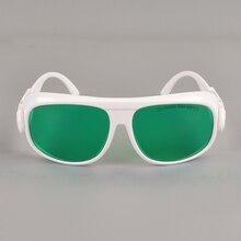 anti-laser safety glasses 190-470nm & 610-760nm  ,OLY-LSG-13,  CE O.D 4+ high V.L.T%