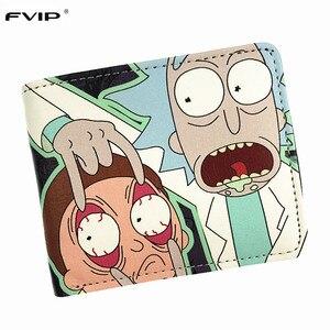 FVIP Comics Rick And Morty Wal