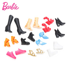 US $2.84 43% OFF|Barbie Toys Fashion Barbie Doll Shoes Accessories 10pcs/5pairs per Set High Heels Crystal Shoes Flat Shoes for Barbie Dolls Toy-in Dolls Accessories from Toys & Hobbies on Aliexpress.com | Alibaba Group