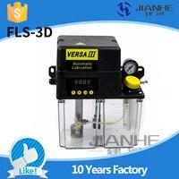 Горячая Распродажа смазки насос AC220V FLS 3D 3L масляный насос для ЧПУ с цифровой электронный таймер