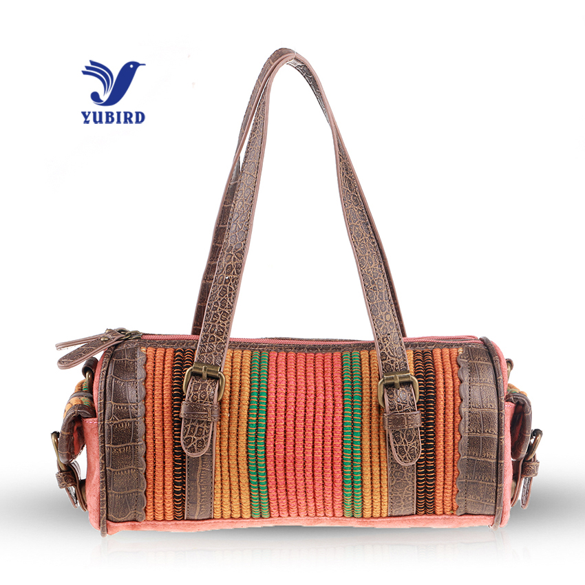 YUBIRD Fashion Canvas Bag Women Handbag Cross body Shoulder Bag Casual Woven Bag Patchwork Ladies Hand Bag Cloth Tote bolsa lona cho w s to introduction to dynamics and control in mechanical engineering systems