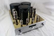 MC10T YAQIN MC-10T EL34 Tubo de Vacío Push Pull Amplificador Integrado lámpara de ALTA FIDELIDAD amp con 12AX7 pre-amp