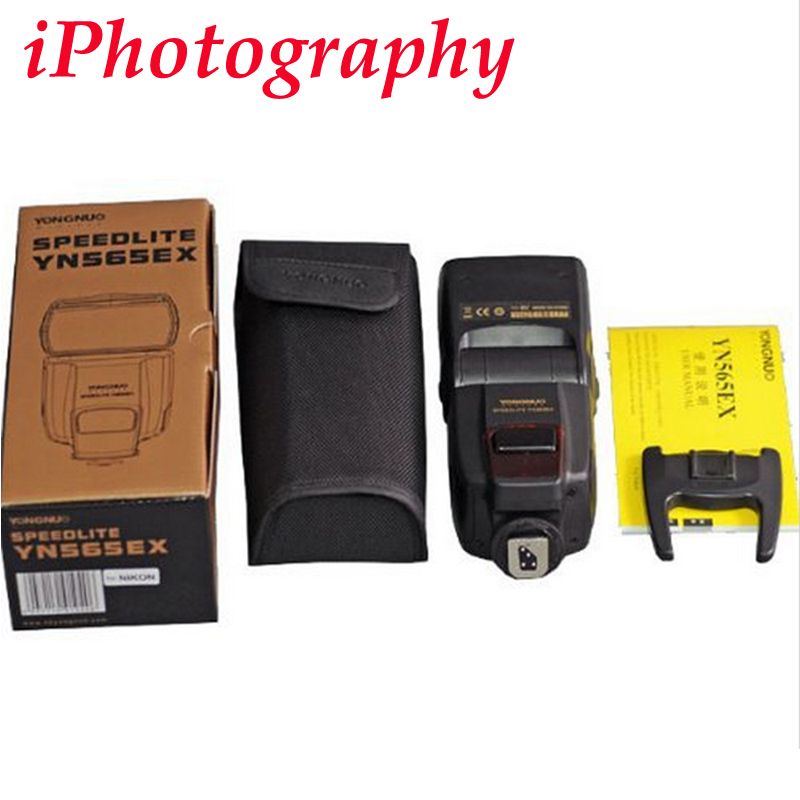 YONGNUO YN-565EX YN565EX TTL Multi-Function Camera Flash Speedlite i-TTL Remote GN58 for Nikon D90 D7000 D5100 D3100 D700 D5500 yongnuo yn565ex wireless ttl flash speedlite yn 565ex for nikon d7100 d7000 d5200 d5100 d5000 d3100 camera vs triopo tr 586ex