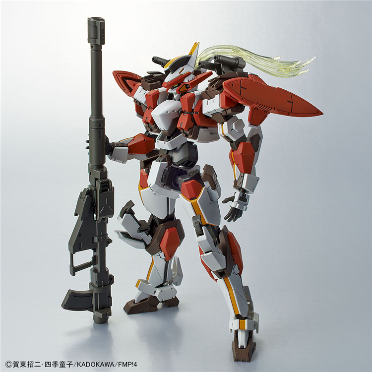 Original Gundam 1/60 Model FULL METAL PANIC ARX-8 LAEVATEIN VER.IV Mobile Suit Kids Toys