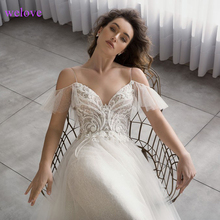 Vestige De Noiva Lace Wedding Dresses 2019 Bride Dress