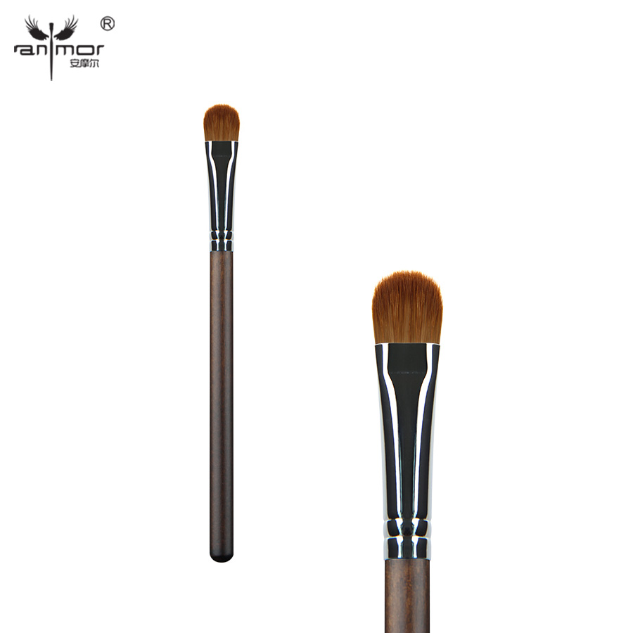 Anmor Weasel Hair Eyeshadow Brush High Quality Eye Makeup Brushes for Daily or Professional Make Up
