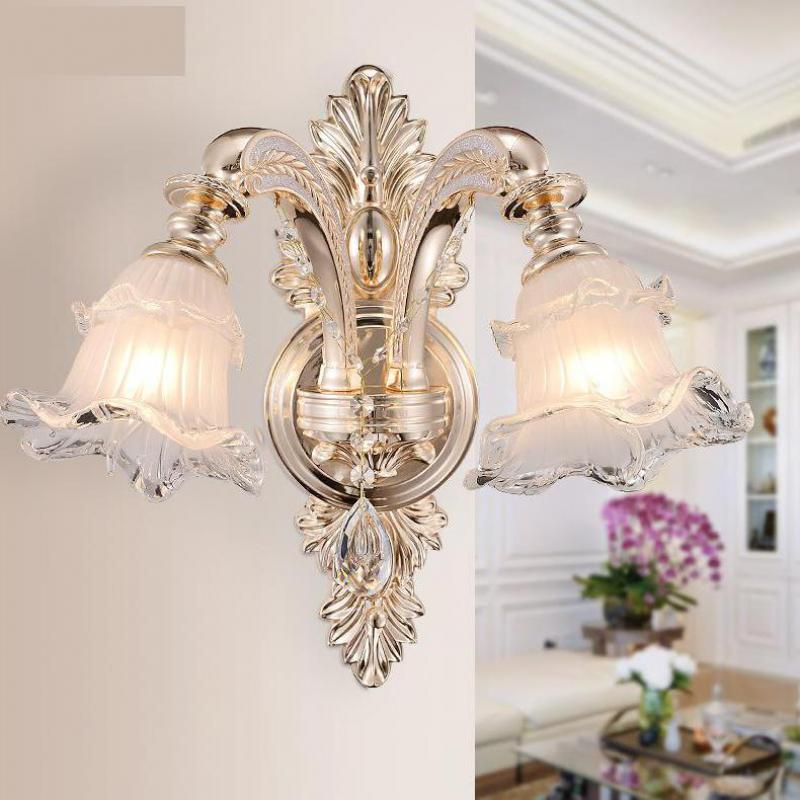 Bathroom Light Fixtures With Crystals compare prices on crystal sconces- online shopping/buy low price