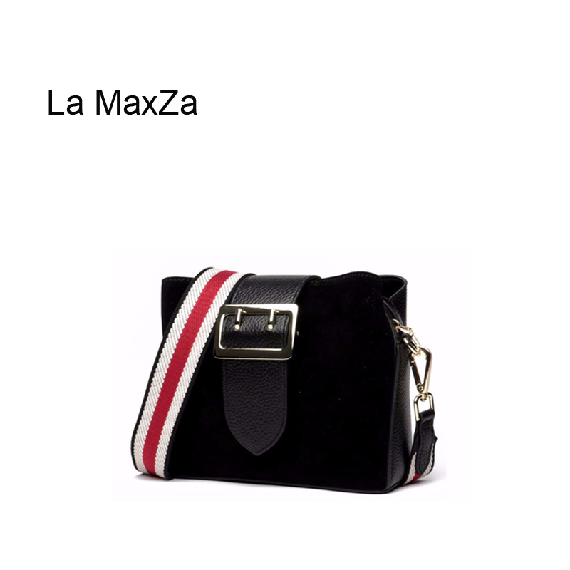 La MaxZa Genuine Leather Handbags For Women Slim Shoulder Bags Black Purse Real Patent Leather Handbag Cow Leather Shoulder BagsLa MaxZa Genuine Leather Handbags For Women Slim Shoulder Bags Black Purse Real Patent Leather Handbag Cow Leather Shoulder Bags