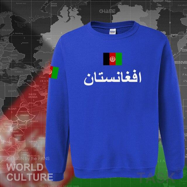Afghanistan Afghan hoodies men sweatshirt sweat new hip hop streetwear tracksuit nation footballer sporting AFG Islam Pashto 3