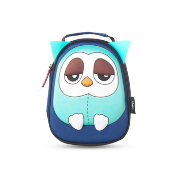i-baby 3D Animal Design Harnesses Baby Kids Leash Toddler Waterproof Backpack with Safe Harness, Ages 1+, Owl, 2 colors цена 2017