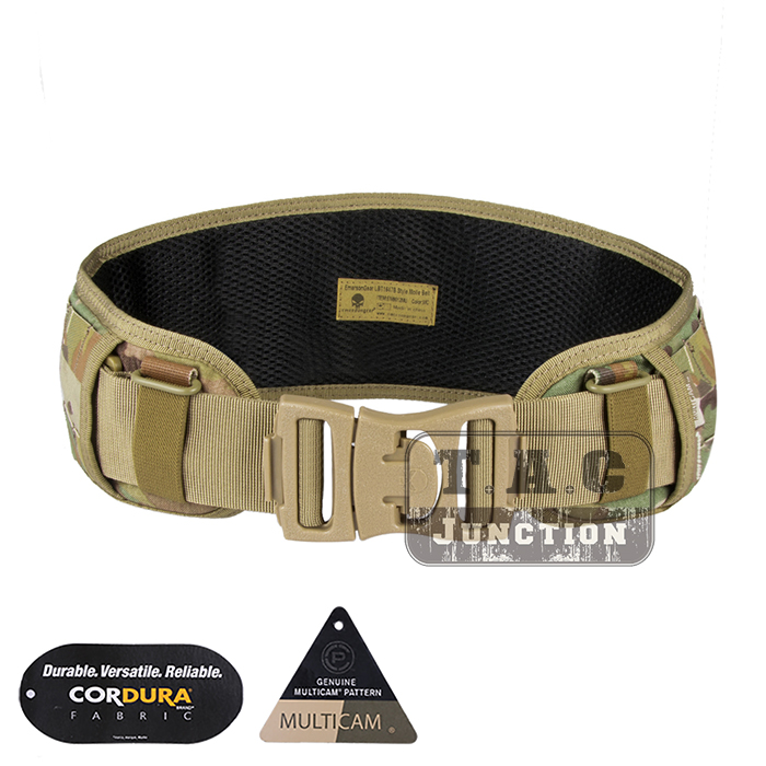 Emerson LBT-1647B Style MOLLE Battle Waistband EmersonGear Adjustable Padded Multicam Equipment Gun Pistol Waist Belt