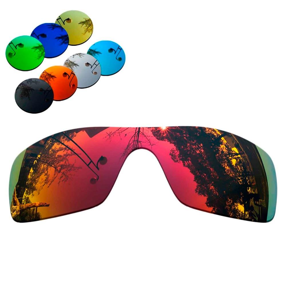 100% خفض بالضبط الاستقطاب استبدال العدسات ل Batwolf النظارات الشمسية أرجواني أحمر المتطابقة طلاء اللون-الخيارات