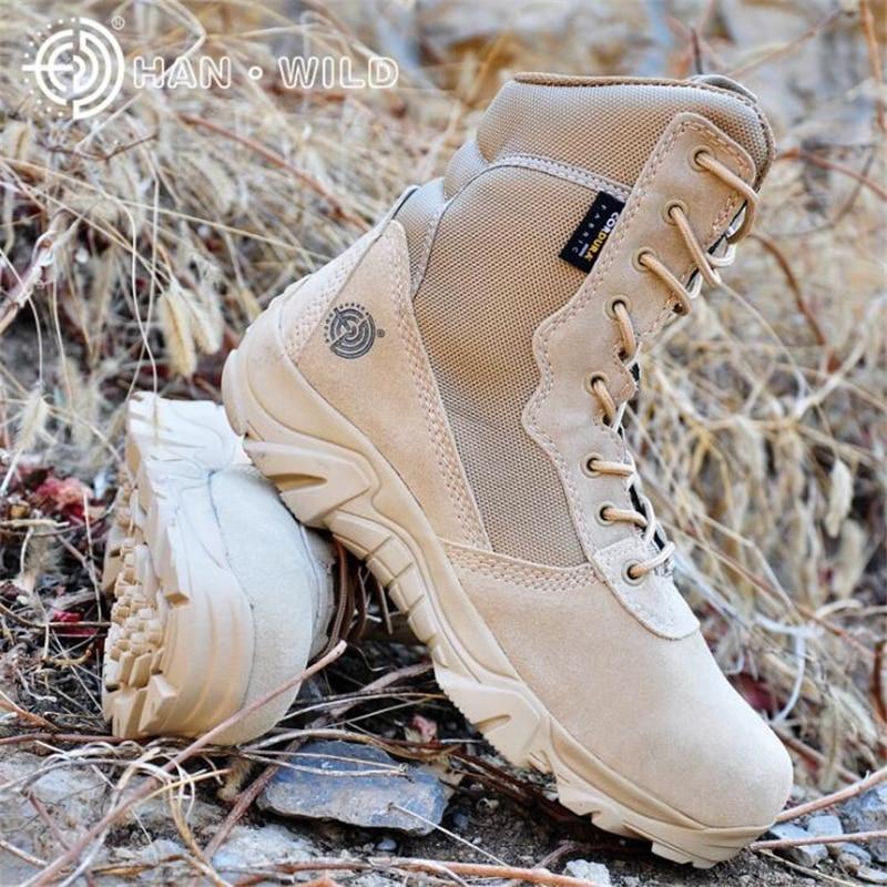 Homens Botas Alta Ar Exército Os Qualidade Combate Livre Ao Sapatos Verão Deserto Táticas inverno black Militares Sand Do De Para YfFwfxBq