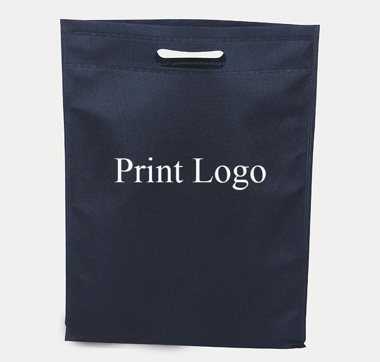 40*50 cm 50pcs/lot 2015 New Wholesales reusable bags non woven /shopping bags/ promotional bags