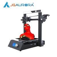 JGMAKER Magic 3D Printer High Precision Build Size 220X220X250mm Resume Power Off Printing USA/UK/Germany/Russia Warehouse