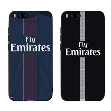 RKQ PSG Jersey Style Soft Phone case cover For Xiaomi Redmi mix 3 A1 A2 4X 5A 5 Plus 8lite Note 4X Note 5A 6Pro Case(China)