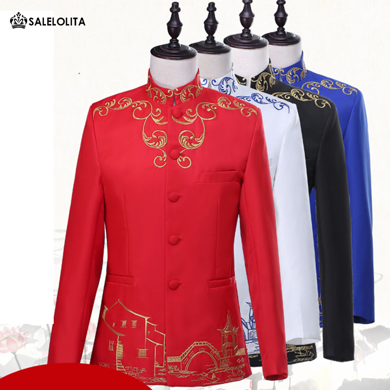 Compare Prices on Red Straight Jacket- Online Shopping/Buy Low ...