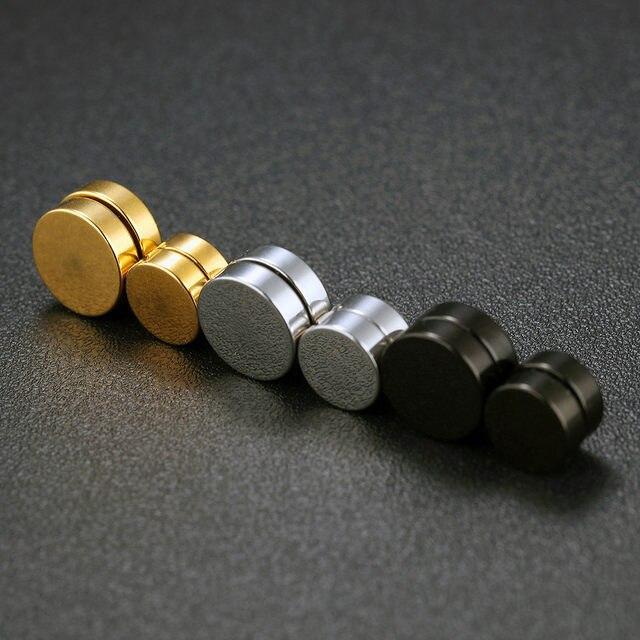 online shop gagafeel magnetic stud earrings men earring jewelry