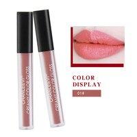 Lipstick Sexy Moisturizer Long Lasting Waterproof Lipstick Makeup Glossy Lipgloss matte lipstick long lasting nude lipstick
