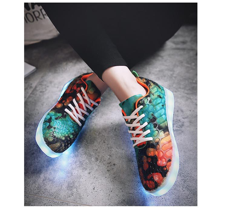 Led Sneakers Mistery 9