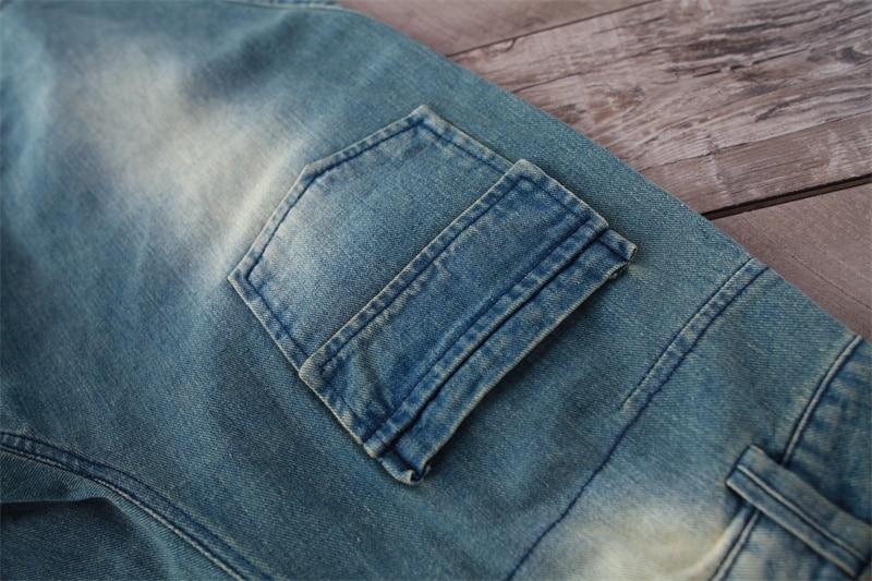 Märke Harem byxor jeans kvinnor denim byxor casual byxor plus - Damkläder - Foto 5