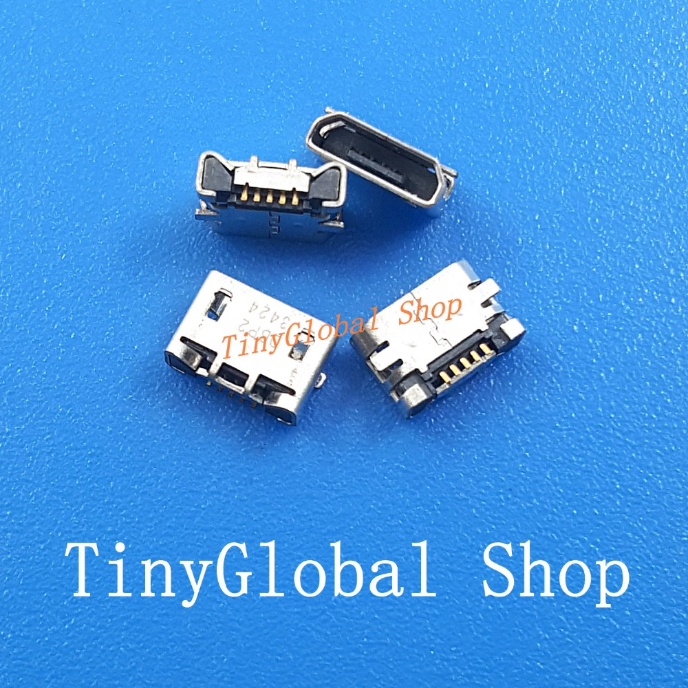 3pcs/lot XGE New Charger Connector Replacement For NOKIA 808 N808 USB Charging Connector Port Plug Dock
