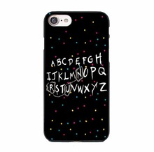 Stranger Things iPhone cover gel for all models