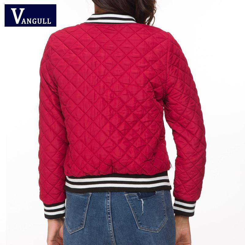 HTB1A 01aLfsK1RjSszbq6AqBXXay Vangull Jacket women 2019 New Spring Autumn Winter velvet lamb Coat Woman basic Parkas Outerwear Down jackets Female Clothings