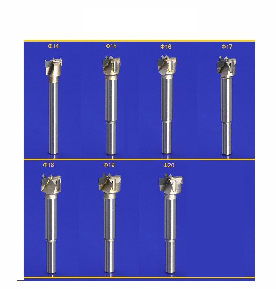 Подробнее о 7Pcs 14-20mm  14mm/15mm/16mm/17mm/18mm/19mm/20mm  Broca Forstner Tungsten Steel Drill Bit Set Hole Drilling Wood For Woodworking 7pcs 14 20mm 14mm 15mm 16mm 17mm 18mm 19mm 20mm broca forstner tungsten steel drill bit set hole drilling wood for woodworking