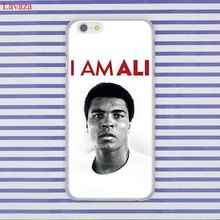 Muhammad Ali Phone Case  iPhone 10 X 8 7 6 6s Plus 5 5S SE 5C 4 4S